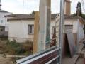 Modificación líneas eléctricas en Sariñena (Huesca) (4)